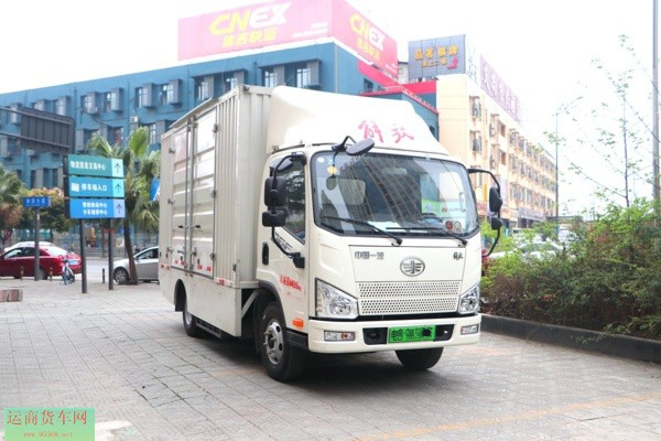 解放J6F纯电动货车